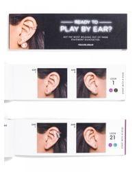 BaubleBar - Multicolor Trending: Play By Ear Gift Set - Lyst