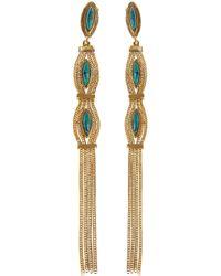 Aurelie Bidermann - Metallic Sunset Earrings - Lyst