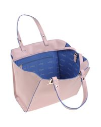 Blugirl Blumarine - Pink Handbag - Lyst