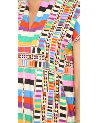 Mara Hoffman | Multicolor Tunic Dress | Lyst