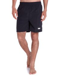 Helly Hansen - Blue Carlshot Swim Shorts for Men - Lyst
