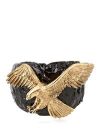 Giuseppe Zanotti - Black Eagle Bracelet - Lyst