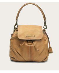 Frye | Natural Jenny Backpack | Lyst