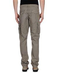 Woolrich - Gray Casual Trouser for Men - Lyst