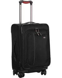 Victorinox | Black Werks 20 Expandable Four-wheel Cabin Suitcase 51cm for Men | Lyst