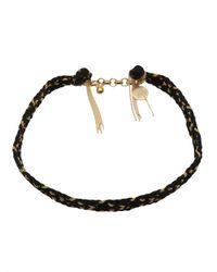 Venessa Arizaga | Black Undertow Necklace | Lyst