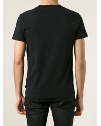 Marc Jacobs - Black Printed T-Shirt for Men - Lyst