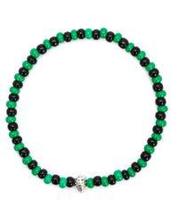 Luis Morais   Green Mini Lady Bug Beaded Bracelet   Lyst