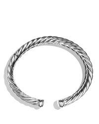 David Yurman | Metallic Waverly Bracelet | Lyst