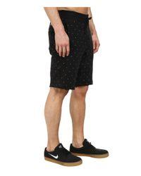 Nike | Black Sb Everett Polka Dot Short for Men | Lyst