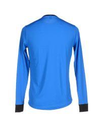 Helly Hansen | Blue T-shirt for Men | Lyst