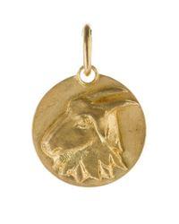 Annoushka | Metallic Mythology Capricorn Pendant | Lyst
