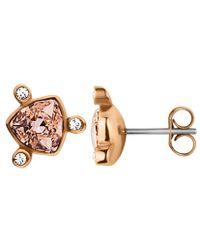 Dyrberg/Kern | Metallic Estelia Earring | Lyst