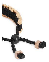 Vitaly - Metallic Arma Gold Tone Link Bracelet for Men - Lyst