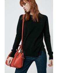 Rebecca Minkoff | Black Vail Sweater | Lyst