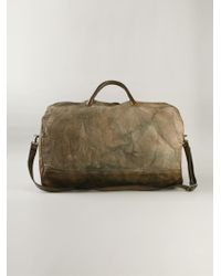 Numero 10 - Green 'monzeglio' Luggage Bag for Men - Lyst