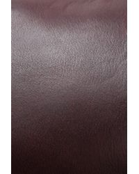 Frye - Purple Melissa Button Zip Short - Lyst