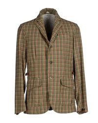 Cavalleria Toscana - Natural Blazer for Men - Lyst