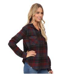Volcom - Brown Desert Coast Shirt - Lyst