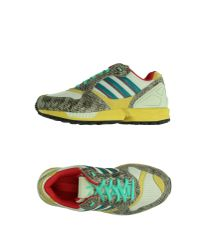 Adidas - Gray Low-tops & Trainers - Lyst