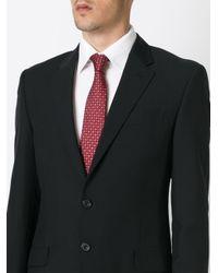 Ferragamo - Gancio Embroidered Tie for Men - Lyst