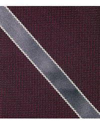 Cole Haan | Red Hanover Panel Tie for Men | Lyst