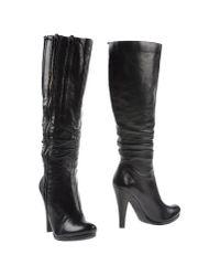 Jessica Simpson | Black Boots | Lyst
