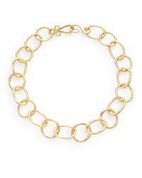 Stephanie Kantis - Metallic Legend Chain Link Collar Necklace - Lyst