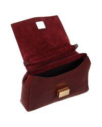 Orciani - Purple Handbag - Lyst