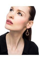 Lulu Frost | Metallic Signet Earring | Lyst