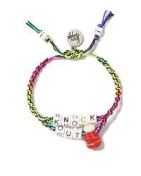 Venessa Arizaga | Metallic Knockout Bracelet | Lyst