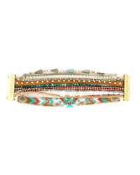 Hipanema | Brown 'chihiro' Bracelet | Lyst