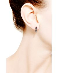 Dana Rebecca | Black Allison Joy Earrings | Lyst