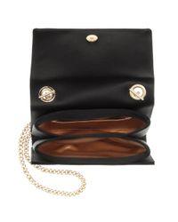 Roger Vivier - Black Tiffany Micro Embellished Shoulder Bag - Lyst