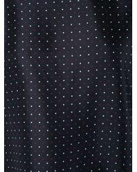Rag & Bone - Blue Rudy Printed Silk Top - Dots - Lyst