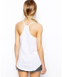 ASOS | White The Ultimate Cami | Lyst