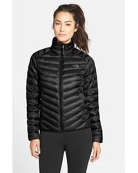 The North Face - Black 'Tonnerro' Down Jacket - Lyst