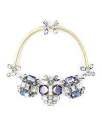 DSquared² | Metallic Embellished Necklace | Lyst