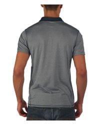 Bench | Blue Peater Plain Regular Fit Polo Shirt for Men | Lyst