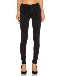 James Jeans | Black Twiggy Dancer Yoga Legging Jeans | Lyst