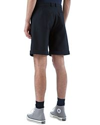 J.W.Anderson - Black Double Pleat Shorts for Men - Lyst