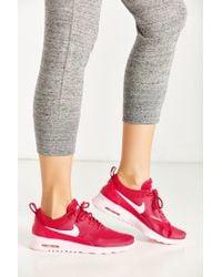 Nike - Pink Women's Air Max Thea Running Sneaker - Lyst
