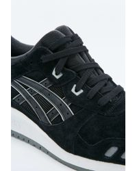 Asics | Gel-lyte Iii Puddle Pack Black Trainers for Men | Lyst