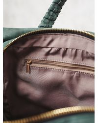 Free People | Green Violet Ray X Womens Holloway Vegan Tote | Lyst