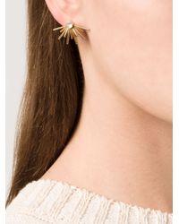 Kelly Wearstler | Metallic 'mariposa' Earrings | Lyst