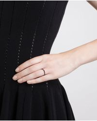 Repossi - 18k Black Gold Antifer Ring - Lyst