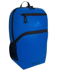 Adidas Originals - Blue Rumble Backpack for Men - Lyst