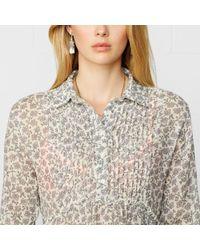 Denim & Supply Ralph Lauren - Multicolor Floral Tiered Tunic - Lyst