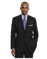 Brooks Brothers | Black Madison Three-button 1818 Suit for Men | Lyst