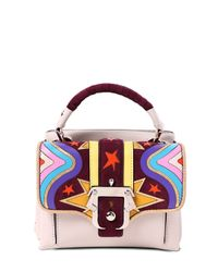 Paula Cademartori | Multicolor Dun Dun Leather Shoulder Bag | Lyst